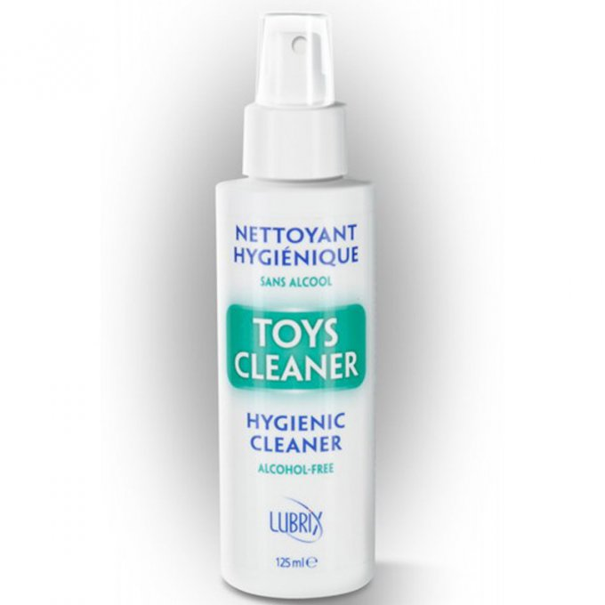 TOYS CLEANER NETTOYANT HYGIÉNIQUE 125 ML