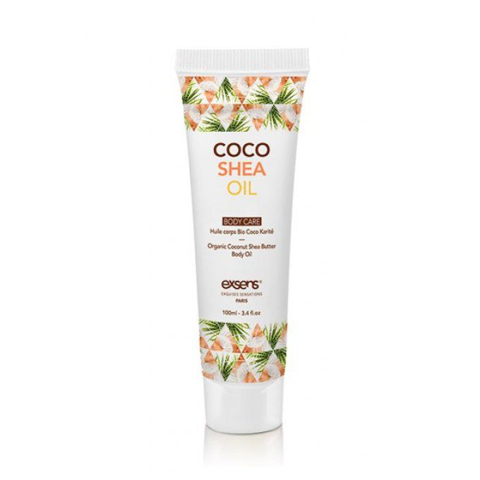COCO SHEA OIL MASSAGE HYDRATANT - 100ML
