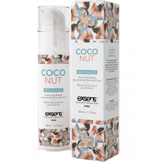 MASSAGE HOT GOURMAND COCONUT