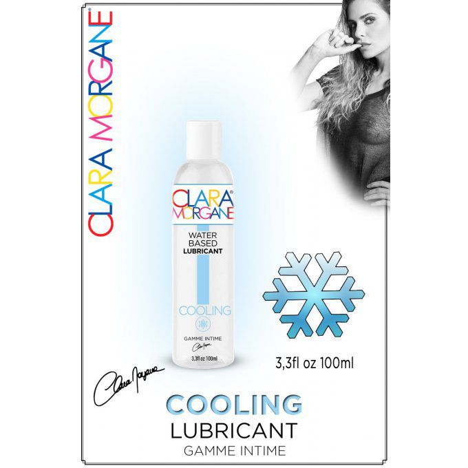LUBRIFIANT COOLING WATER BASE EAU – EFFET FROID