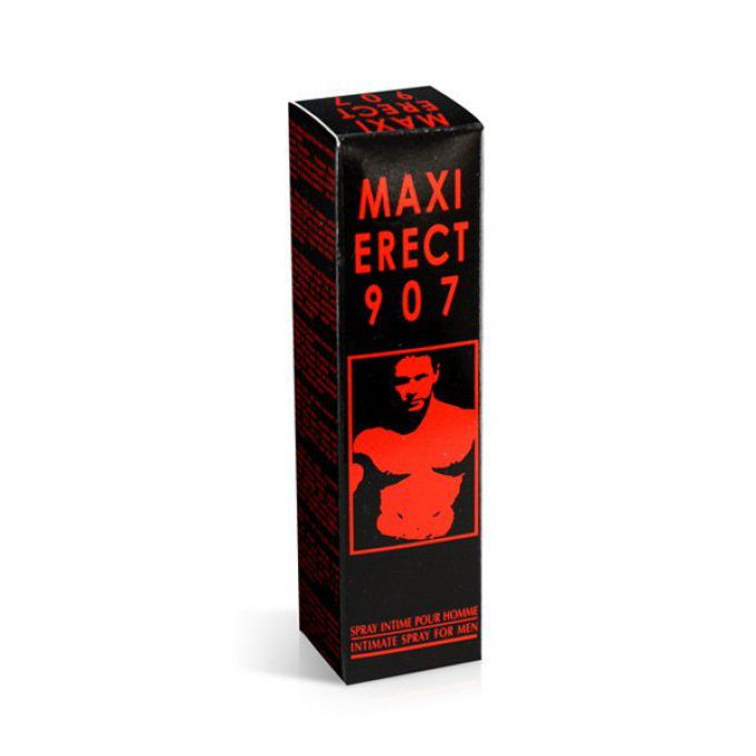 MAXI ERECT 907 FAVORISE L'ÉRECTION