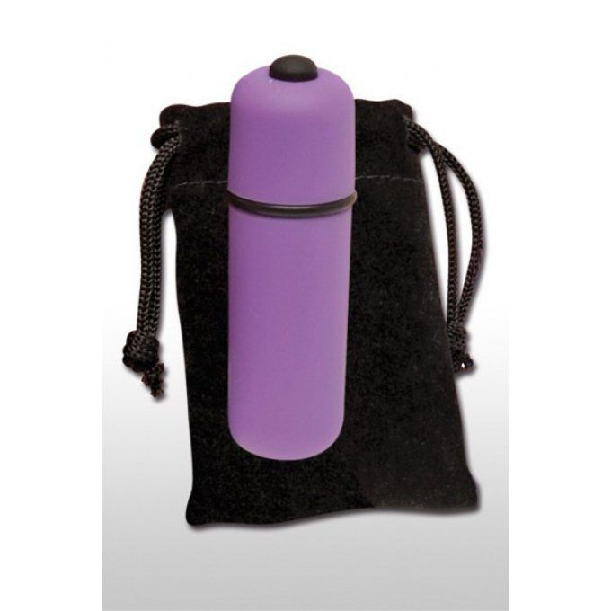 MINI VIBRO STIMULATEUR VIOLET