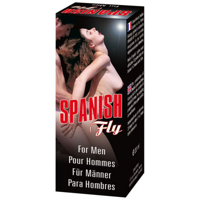 SPANISH FLY HOMME- 20 ML.