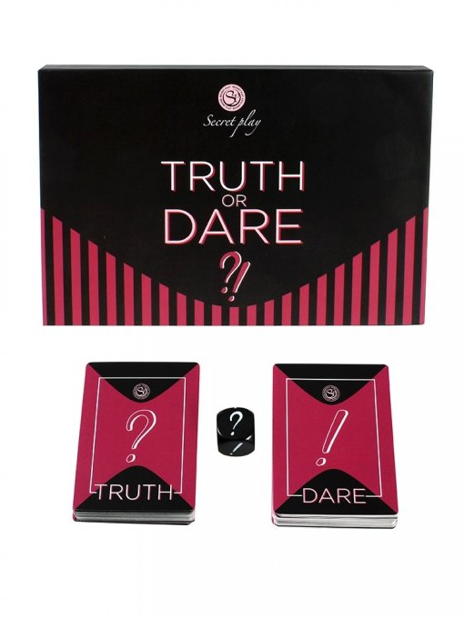 TRUTH OR DARE JEU DE COUPLE ACTION OU VERITE