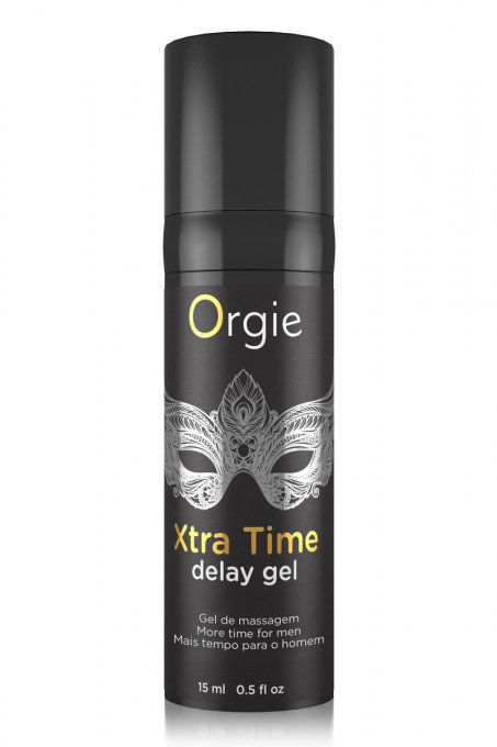 XTRA TIME DELAY GEL DÉSENSIBILISANT